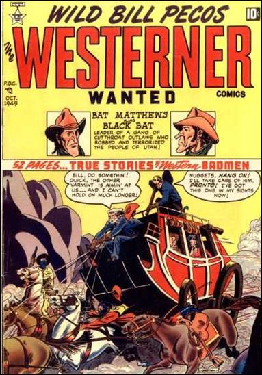 Westerner (1948) 23-A by Toytown