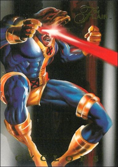 Marvel Annual Flair '94 (PowerBlast Subset) 2-A by Fleer
