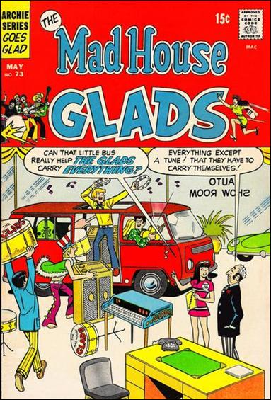 Madhouse Glads 73-A by Archie