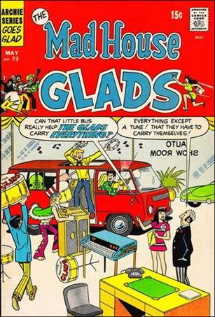 Madhouse Glads 73-A