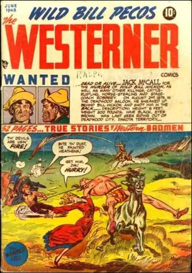 Westerner (1948) 14-A by Toytown
