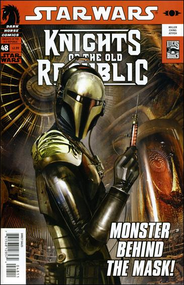 Star Wars: Knights of the Old Republic 48-A by Dark Horse