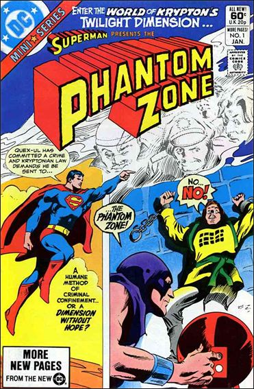 Phantom Zone 1-A by DC