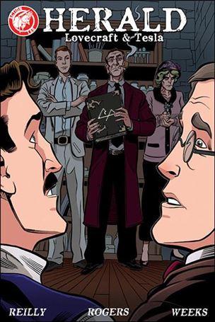 Herald:  Lovecraft & Tesla 3-A