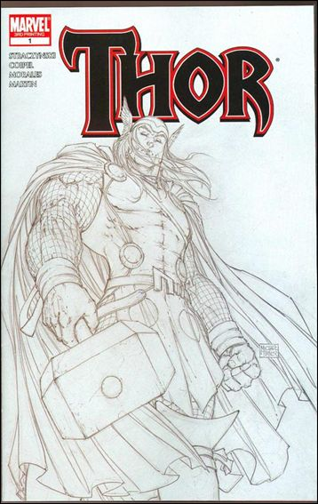 Thor (2007) 1-G by Marvel