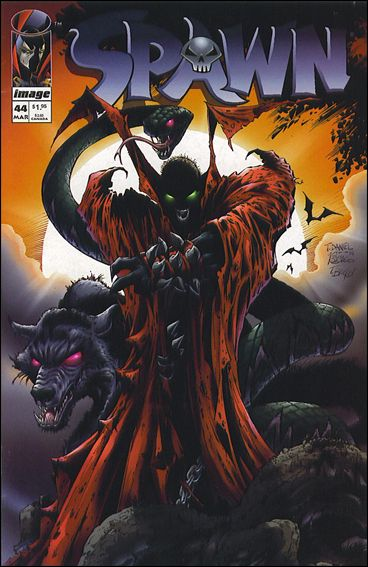 Spawn 44-A by Image