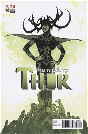 Mighty Thor (2016) 700-H