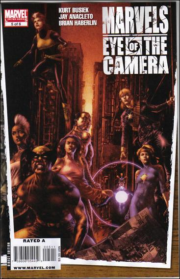 Marvels: Eye of the Camera 5-A by Marvel