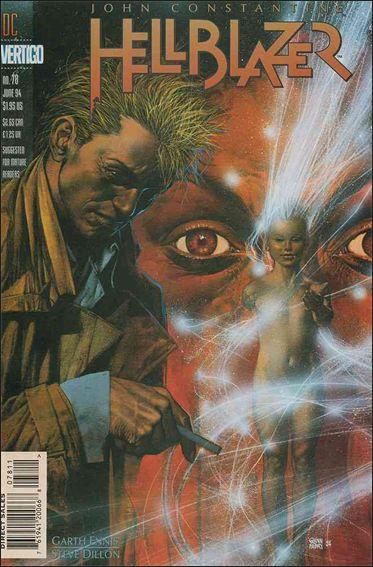 Hellblazer (1988) 78-A by Vertigo
