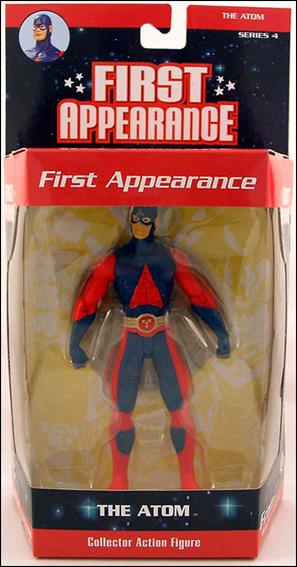 First Appearance (Series 4) The Atom by DC Direct