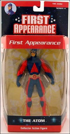 First Appearance (Series 4) The Atom