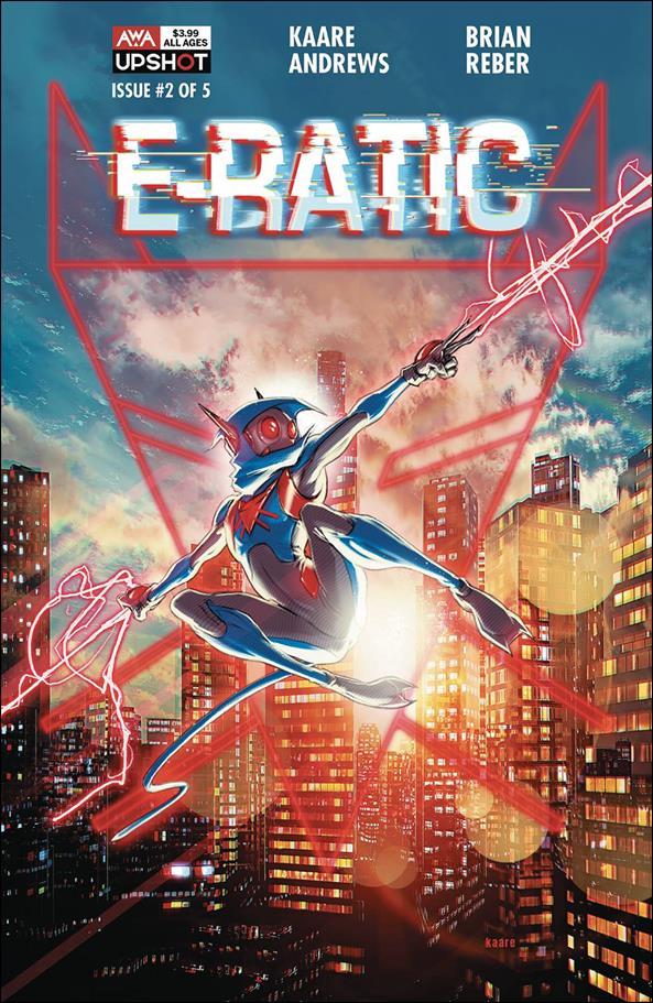 E-Ratic 2-A by AWA Studios