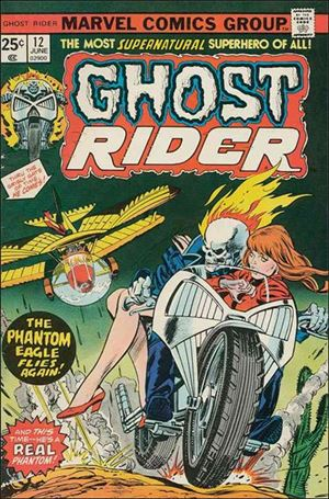 Ghost Rider (1973) 12-A