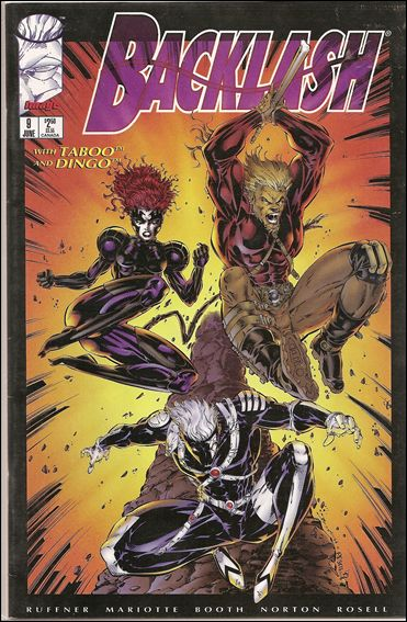 Backlash 9-A by Image