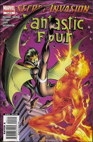 Secret Invasion: Fantastic Four 2-A
