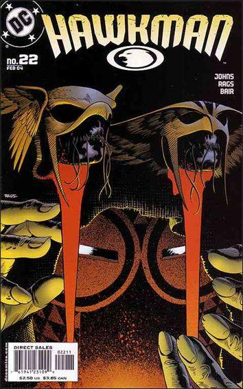 Hawkman (2002) 22-A by DC
