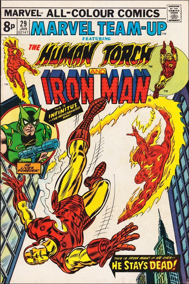 Marvel Team-Up (1972) 29-B by Marvel