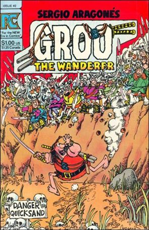 Groo the Wanderer 2-A