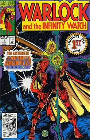 Warlock and the Infinity Watch 1-A