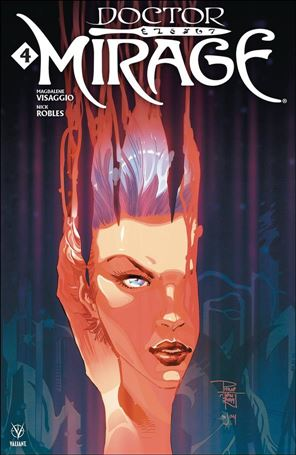 Doctor Mirage 4-A