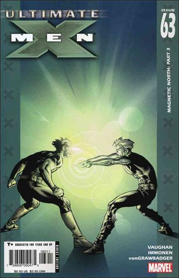 Ultimate X-Men (2000) 63-A by Marvel
