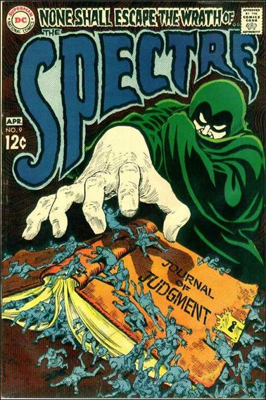Spectre (1967) 9-A by DC