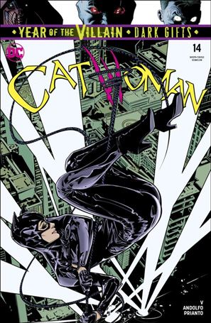 Catwoman (2018) 14-A