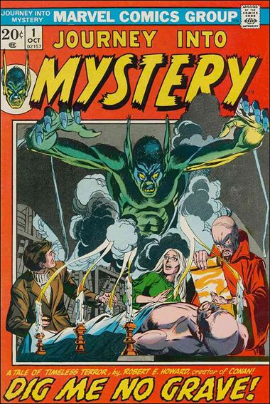 Journey into Mystery (1972) 1-A by Marvel
