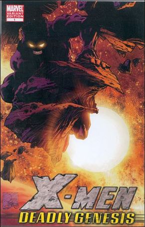 X-Men: Deadly Genesis 1-B
