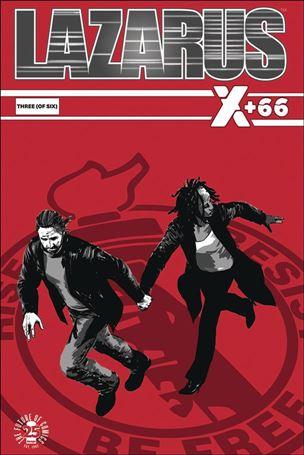 Lazarus: X +66 3-A