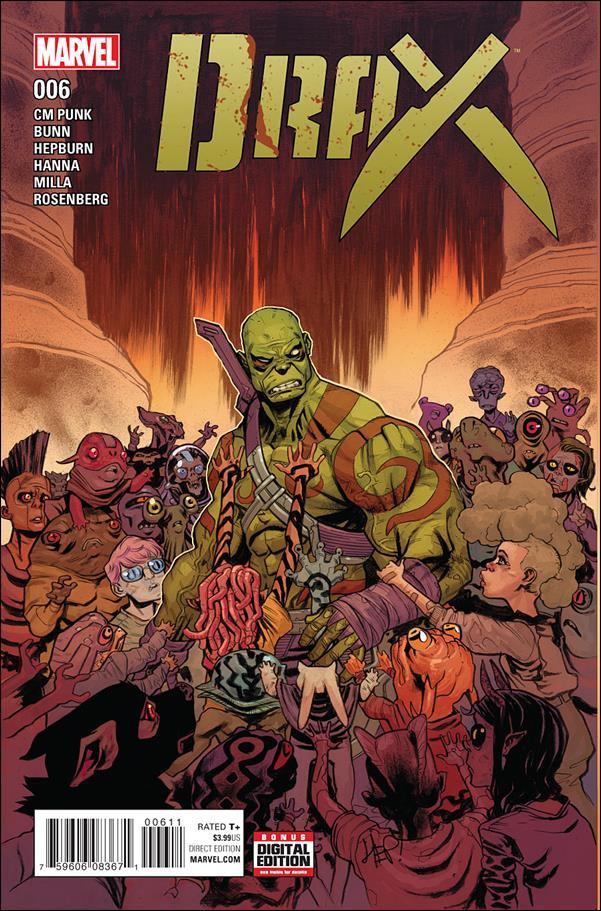 Drax 6-A