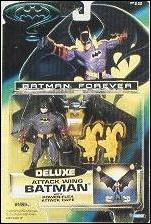 Batman Forever (Deluxe) Attack Wing Batman by Kenner