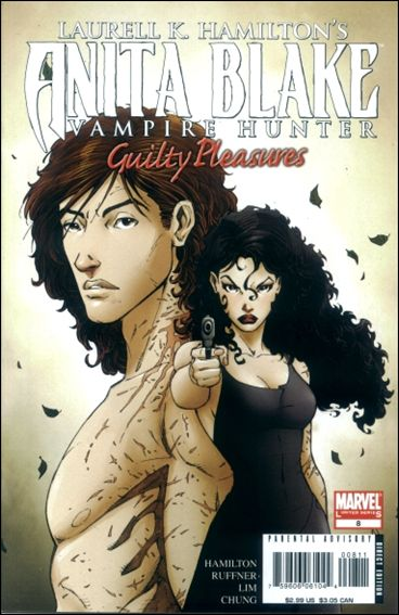 Anita Blake, Vampire Hunter - Guilty Pleasures 8-A by Marvel