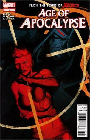 Age of Apocalypse (2012) 9-A by Marvel