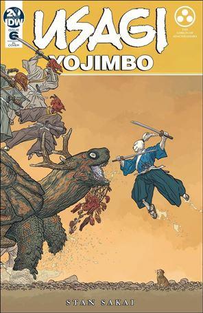 Usagi Yojimbo (2019) 6-B