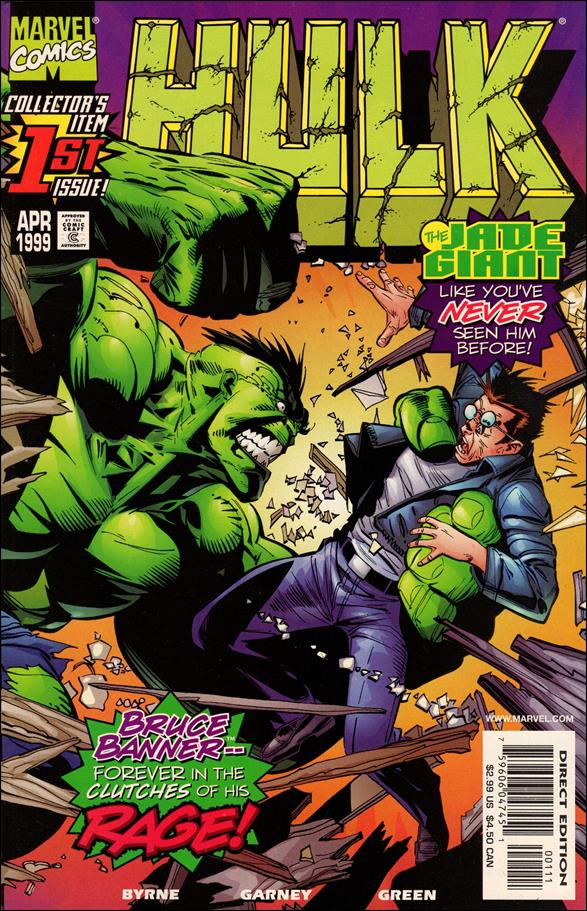 Hulk (1999) 1-A by Marvel