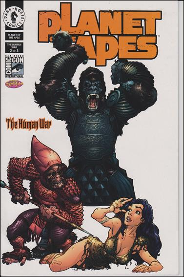 Planet of the Apes (2001/06) 2-D by Dark Horse