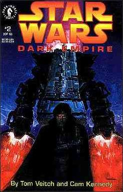 Star Wars: Dark Empire 2-A by Dark Horse