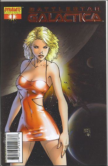 Battlestar Galactica (2006) 1-F by Dynamite Entertainment