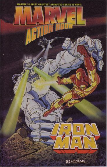 Marvel Action Hour Preview (1994/11) 1-A by Marvel