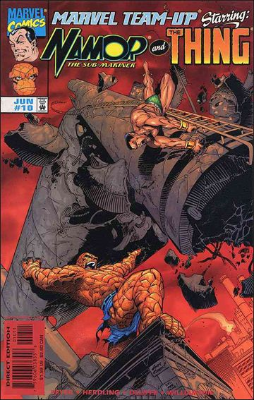 Marvel Team-Up (1997) 10-A by Marvel