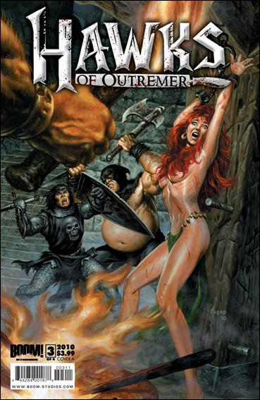 Hawks of Outremer 3-A by Boom! Studios