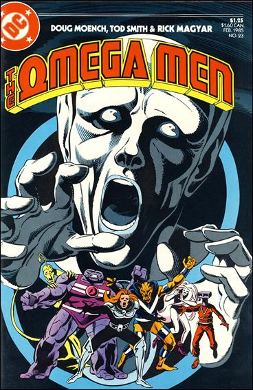 Omega Men (1983) 23-A by DC