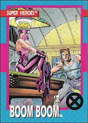X-Men: Series 1 (Base Set) 28-A by Impel