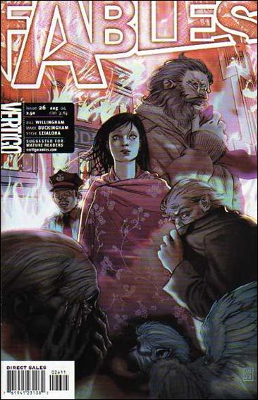 Fables 26-A by Vertigo