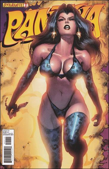 Pantha 1-C by Dynamite Entertainment