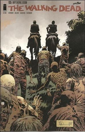 Walking Dead (2003) 133-A