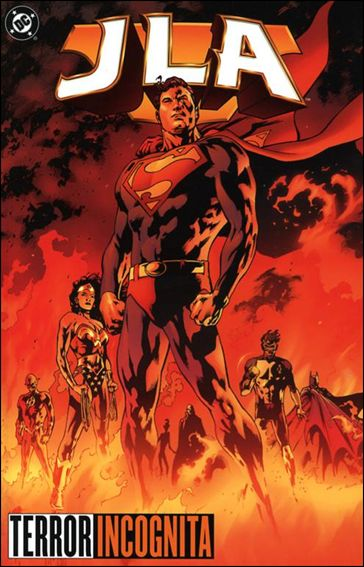 JLA 9-A by DC