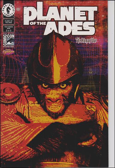 Planet of the Apes (2001/06) 2-E by Dark Horse