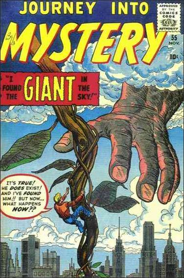 Journey into Mystery (1952) 55-A by Marvel